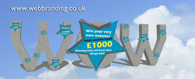 Web Branding's Website Competition