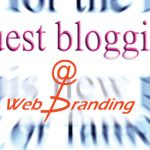 Write For Our Blog – Write for Our Website – Get in Contact with Web Branding