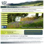Sheffield Gardening.co.uk – Unveiling our Latest Client