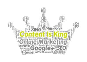 SEO Marketing: Content is King
