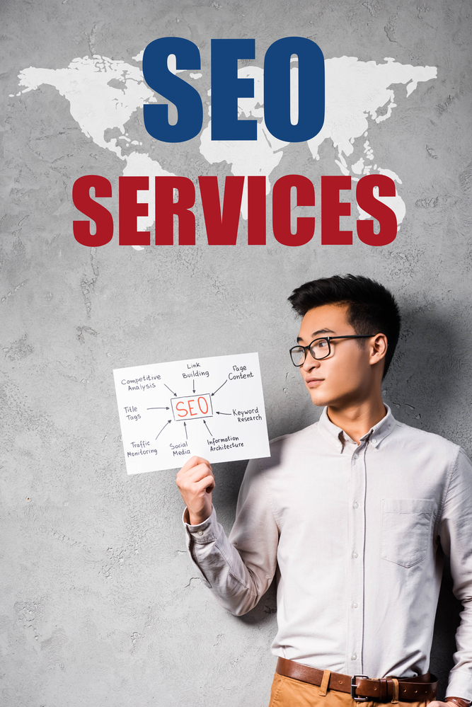 SEO services by Total SEO Services