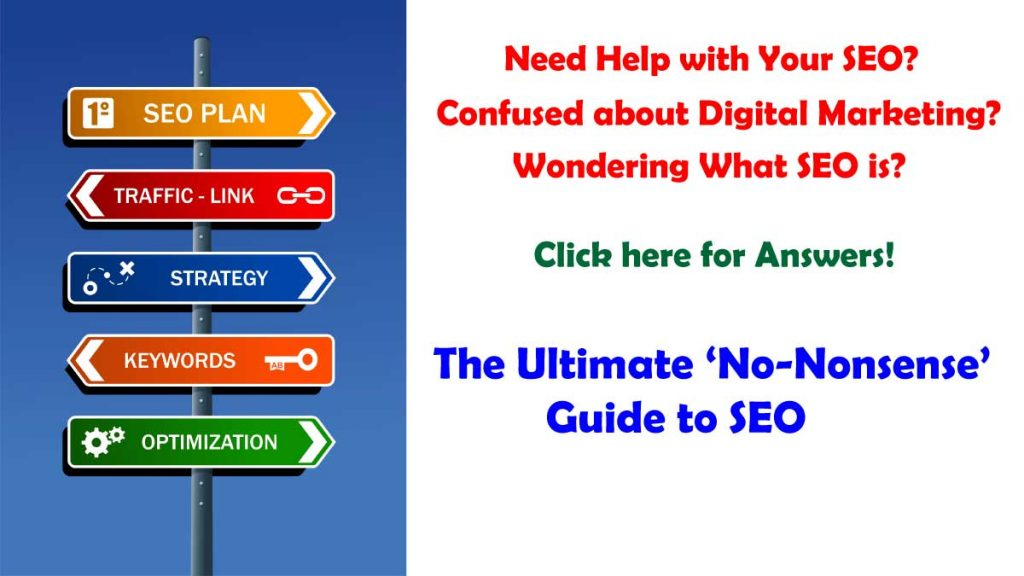 The Ulitmate Beginners Guide to SEO by Total Seo Services