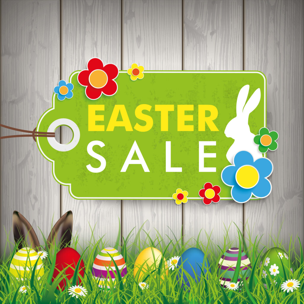 Seasonal SEO – Easter Sales and Campaigns