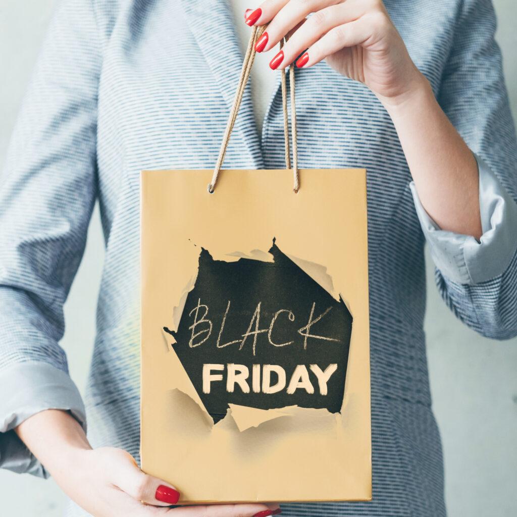 Seasonal SEO – Black Friday's